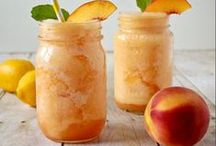 Peach recipes / Freshen your taste buds with some scrumptious peach! Here are a selection of stunning recipes....