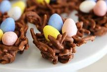 Easter treats / Treat your family to some tempting treats this Easter. Here are a few of our favourites....