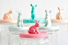 Easter party crafts / Celebrate Easter in style with these cute Easter party crafts....