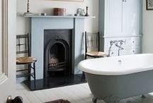 Restored fireplaces / Bring an old fireplace back to life with these simple-to-do ideas......
