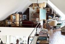 Loft living / Live the high-life with the loft-living trend.....