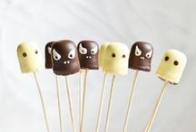 Hallowe'en chocolates / Treat yourself this Hallowe'en to some devilishly delicious chocolates