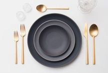 Gorgeous cutlery / Dine to style with some gorgeous cutlery......
