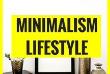 Minimalism Lifestyle / The best minimalist lifestyle and tips.