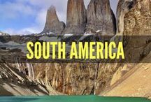 South America Travel / Traveling to South America? This board features outdoor adventure, travel guides, wanderlust inspiration, solo travel and more for backpacking and budget friendly travel in South America. Travel to Argentina, Brazil, Chile, Colombia, Peru...