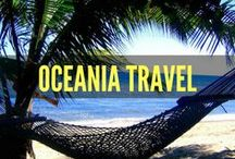 Oceania Travel / Traveling to New Zealand or Fiji? This board features outdoor adventure, travel guides, wanderlust inspiration, solo travel and more for backpacking and budget friendly travel in New Zealand and Fiji.