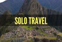 Solo Travel / Ever wanted to travel solo? It's my favorite way to explore the world! This board features outdoor adventure, travel guides, wanderlust inspiration and more for backpacking and budget friendly travel to help you travel alone. Traveling solo puts you, and only you, in the driver's seat of your next adventure.