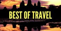 Best Of Around The World with Justin / Traveling around the world? This board features outdoor adventure, travel guides, wanderlust inspiration, solo travel and more for backpacking and budget friendly travel in Europe, United States, Southeast Asia, Oceania, South America, Central America and beyond.