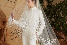 Bridalwear and Wedding Fashion / All those gorgeous bridal dresses, ideas for the bridesmaids, even wedding guests.