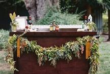 Wedding Food stations & Bars