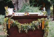 Wedding Food stations & Bars