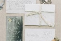 Wedding Stationery, Paper & Packaging