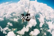 b u c k e t - l i s t / I would love to accomplish before I go / by Kylie Rae
