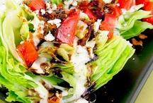 Salad, Slaw, & Dressings / by Wendy Elmore