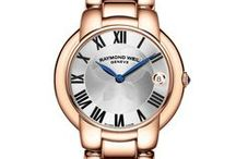 For Ladies / by RAYMOND WEIL