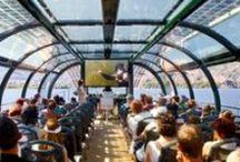 LAGO DE SANABRIA / Crucero de Interpretación Subacuática del Lago de Sanabria a bordo del Primer Catamarán Eólico-Solar del Mundo. Incluye Aula Tecnológica, aproximación al Mundo Microscópico de los ecosistemas acuáticos e inmersión de biólogos-buceadores, monitorizados a través de una pantalla gigante. Sus equipos de video y comunicaciones subacuáticas permiten al público interactuar con los buzos, apreciando en directo la fauna, flora, geología y recursos arqueológico-etnográficos del fondo glaciar.
