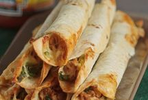 Food: Mexican / by Bethany Nyholm