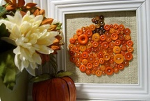 Harvest & Home / Bringing the Harvest and Hallows into the Home