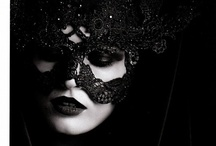 Inspiration: Masquerade / Is there anything more romantic than a mask? From masquerade balls to highwaymen, do they hide... or do they reveal?  Join the #12Masque contest here: http://www.darcytodionysus.com/2013/01/twelfth-night-masquerade-flash-fiction.html (Deadline 12 Jan 2013) / by Meg McNulty