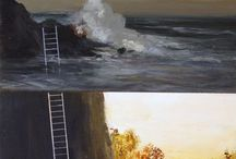 Ladders / by Lynda Clark