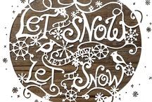 It's beginning to look a lot like Christmas  / by Lynda Clark