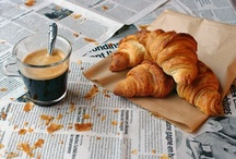 French croissants / French croissants are delicious and addictive / by Brittany Shapiro