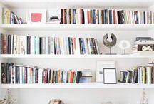 Decor: Home Libraries / by Stephanie Vanderham