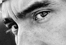 """Ayrton """"the race is in my blood"""" Senna / He was my hero. The last and the one. I really miss him."""