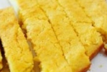 Cornbread... Southern of course!