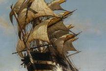 Nautically thinking / by Dan DiLollo