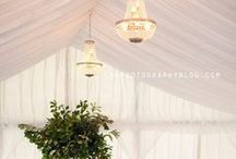 Marquee Wedding Inspiration and Ideas