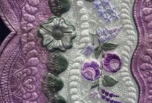 Quilting Makes the Quilt / Beautiful Quilting / by Kim Carroll