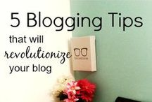 Blogging + Business / Tips, tricks and advice on how to be a better blogger and entrepreneur