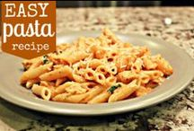Penne For Your Thoughts / Penne and other pasta recipes.  / by Dona (Chicken Giggles) Parmely