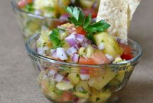 Dips & Salsa / by Alicia Roy