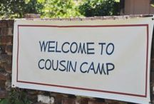 Family: Cousin Camp / by Bethany Nyholm