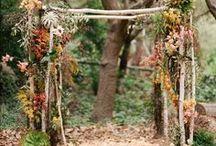 Bohemian Free Spirit Wedding Inspiration and Ideas