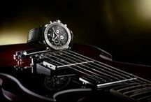 Nabucco Inspired by Gibson / The meeting of Gibson and RAYMOND WEIL's universe through the creation of a swiss made watch, the nabucco Inspired by Gibson. #RWGibson / by RAYMOND WEIL