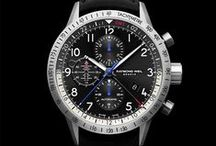 Freelancer Piper / RAYMOND WEIL has designed a watch in partnership with Piper Aircraft Inc.: the freelancer Piper. This limited edition timepiece sports unique design features that evoke the aviation world. #RWPiperAircraft / by RAYMOND WEIL