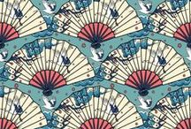 Chinese textiles/art/pattern #buntinginspiration