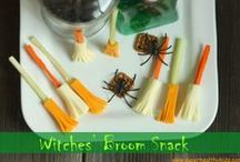 Halloween / Fun food ideas for halloween.  It doesn't have to be all about the candy - fruits and veggies can be fun and delicious too!