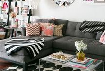 Interiors / by Amy Alder