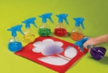 Class Work Ideas - Fine Motor / Class work and tray work ideas for developing the child's fine motor skills.
