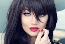 My Hair-Nail-&-Face-Style / Hair, Nails, & Beauty Essentials!  / by Megan May