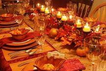 Thanksgiving / by Amanda Parise