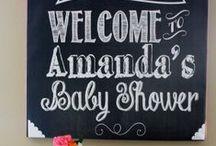 Baby Shower  / by Amanda Parise