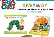 Giveaways & Contests / by The World of Eric Carle