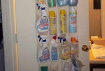 Cleaning Products ~ Tips