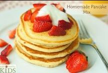 Healthy Breakfast Recipes / by Super Healthy Kids