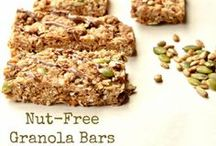 Healthy Snacks / These healthy snack ideas are easy and quick to make. Kids love them and they are healthy.
